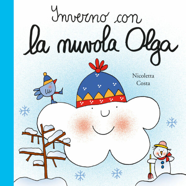 Inverno con la nuvola Olga - Costa | Emme Edizioni