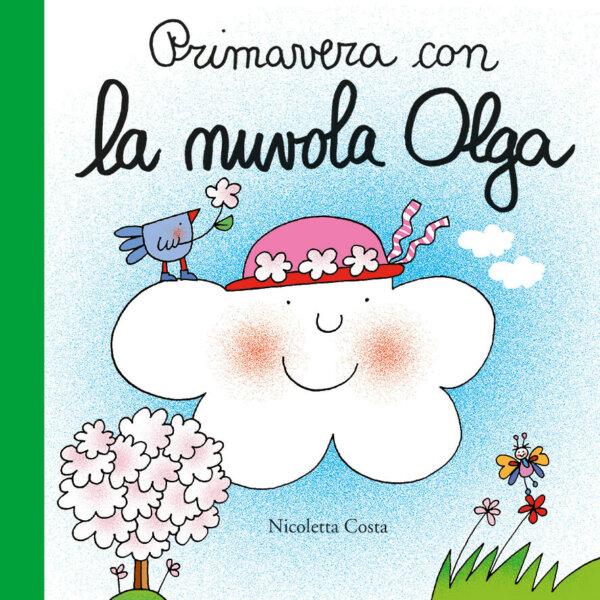 Primavera con la nuvola Olga - Costa | Emme Edizioni