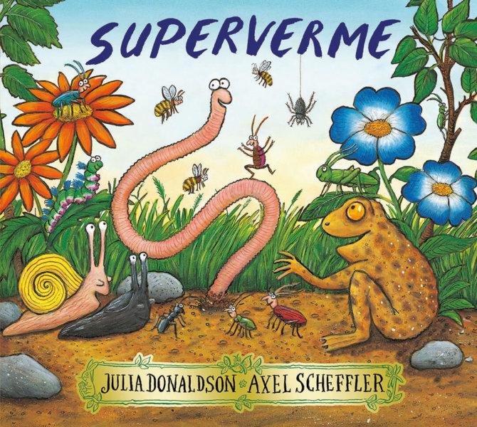 Superverme - Donaldson/Scheffler | Emme Edizioni