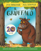 Il Gruffalò - Edizione per i 20 anni  - Donaldson/Scheffler | Emme Edizioni