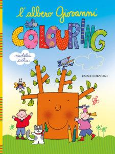 L'albero Giovanni - Colouring - Costa | Emme Edizioni