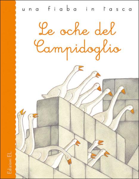 Le oche del Campidoglio - Bordiglioni/Ruta | Edizioni EL