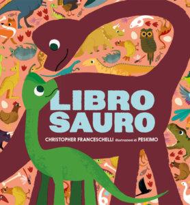 Libro Sauro - - Franceschelli/Peskimo | Emme Edizioni it.indd