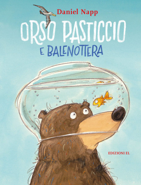 Orso Pasticcio e Balenottera - Napp | Edizioni EL