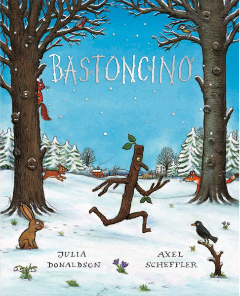 Bastoncino - Donaldson/Scheffler   Emme Edizioni