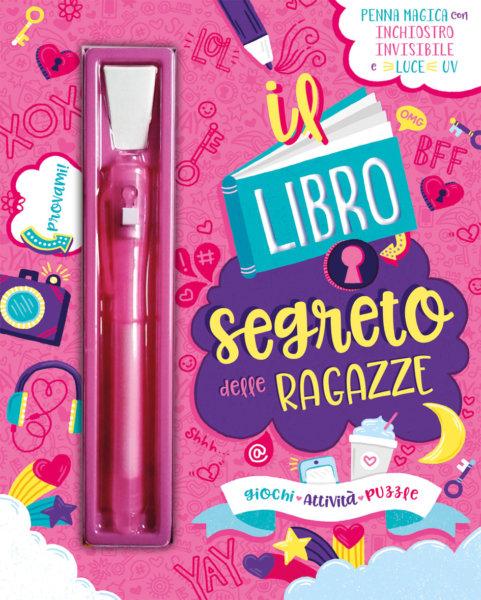 Il libro segreto delle ragazze - AA.VV. | Emme Edizioni