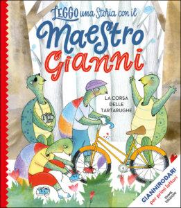 La corsa delle tartarughe - Rodari/Curti | Emme Edizioni