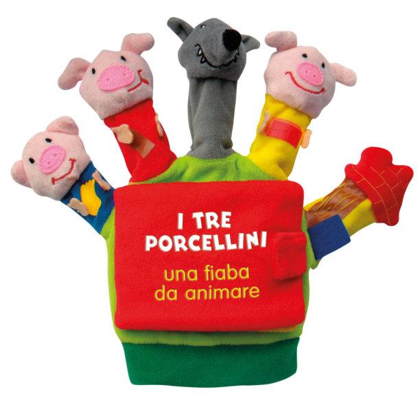 I tre porcellini - Una fiaba da animare - AA.VV. | Edizioni EL