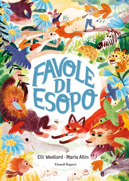 Favole di Esopo - Esopo/Altés | Einaudi Ragazzi