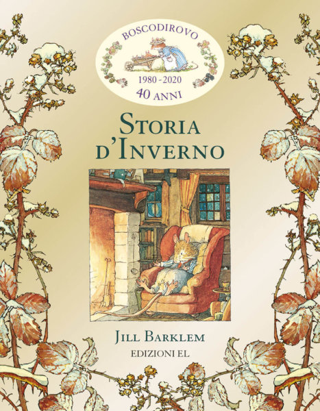 Storia d'Inverno - Barklem | Edizioni EL