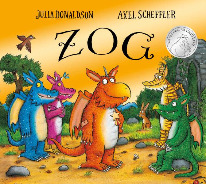 Zog - Donaldson/Scheffler | Emme Edizioni