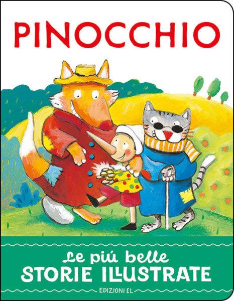 Pinocchio - Piumini/Salemi | Edizioni EL