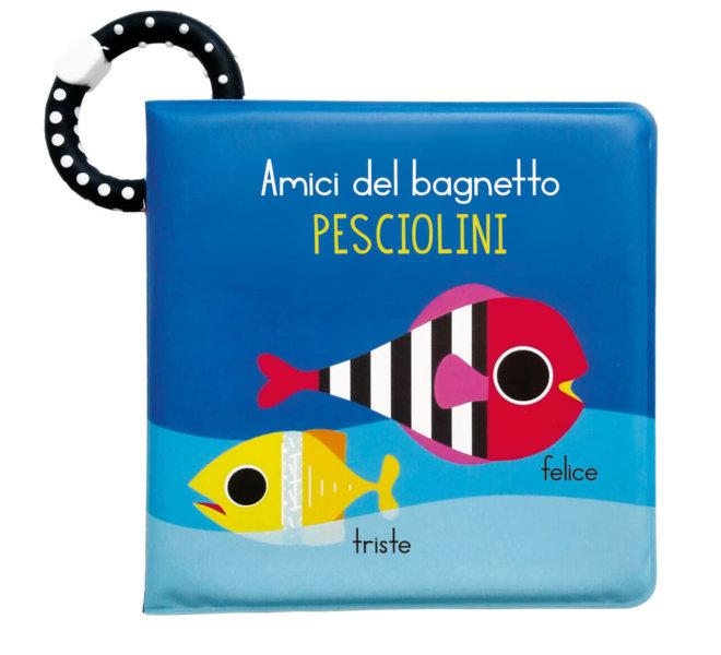 Amici del bagnetto - Pesciolini - AA.VV. | Edizioni EL