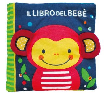 Il libro del bebè - Scimmia - AA.VV. | Edizioni EL