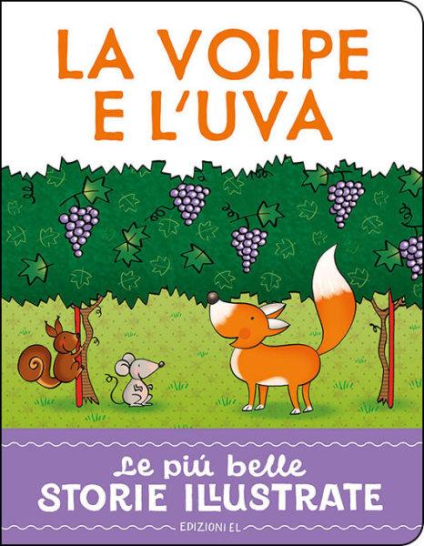 La volpe e l'uva - Piumini/Bolaffio | Edizioni EL
