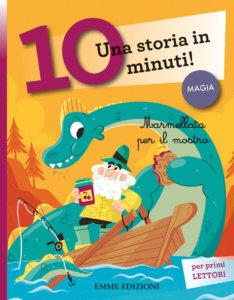 Marmellata per il mostro - Campello/Cerato | Emme Edizioni