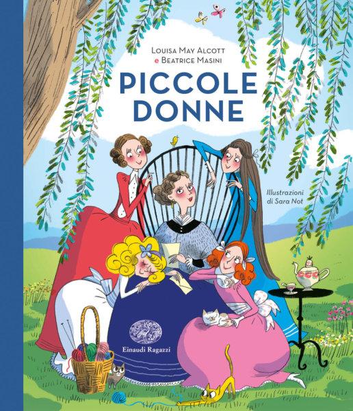 Piccole donne - Masini/Not | Einaudi Ragazzi
