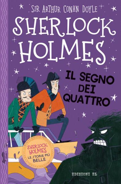 Sherlock Holmes - Il segno dei quattro - Baudet/Bellucci | Edizioni EL