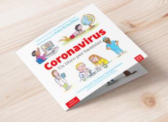 Coronavirus regalo libro per spiegarlo ai bambini