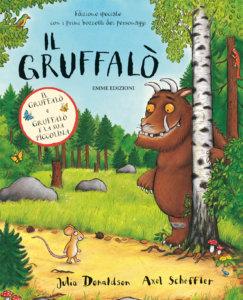 Il Gruffalò + Gruffalò e la sua piccolina. Volume doppio - Donaldson/Scheffler | Emme Edizioni