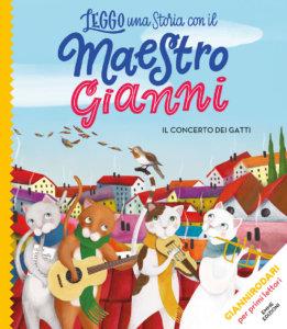 Il concerto dei gatti - Rodari/Cavallini | Emme Edizioni