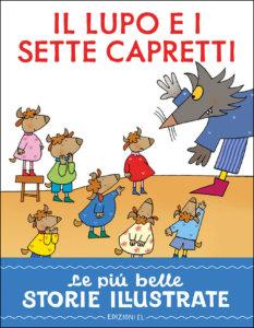Il lupo e i sette capretti - Piumini/Costa | Edizioni EL