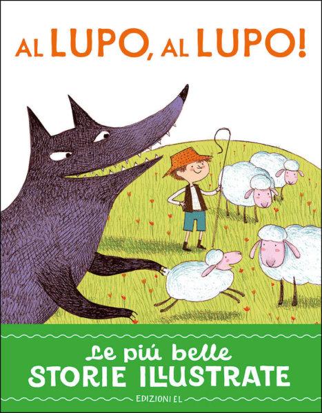 Al lupo, al lupo! - Bordiglioni/Bongini | Edizioni EL