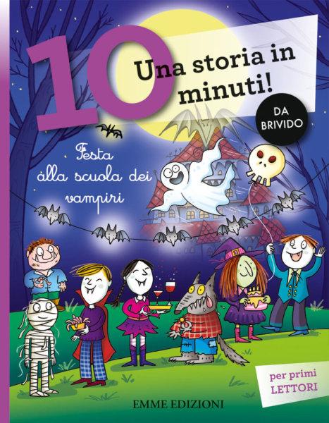 Festa alla scuola dei vampiri - Sillani | Emme Edizioni