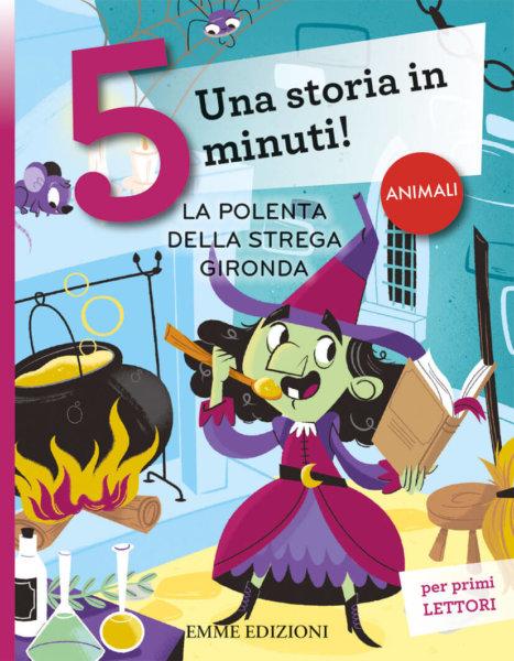 La polenta della strega Gironda - Campello/Cerato | Emme Edizioni