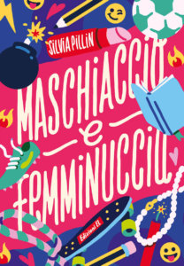 Maschiaccio e femminuccia - Pillin | Edizioni EL