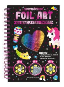 Splendente Foil Art - AA.VV. | Emme Edizioni