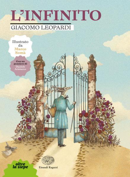 L'infinito - Leopardi/Somà | Einaudi Ragazzi