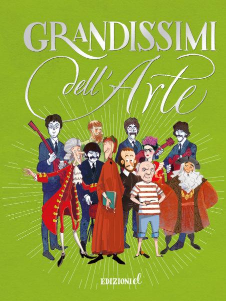 Grandissimi dell'Arte - AA. VV. | Einaudi Ragazzi