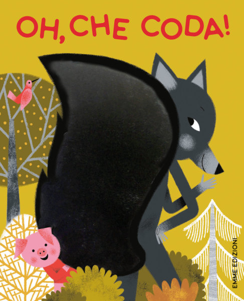 OH, che coda! - Kecir-Lepetit/Cosneau | Emme Edizioni