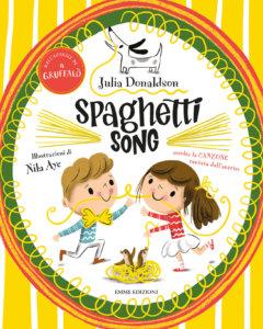Spaghetti Song - Donaldson/Aye | Emme Edizioni