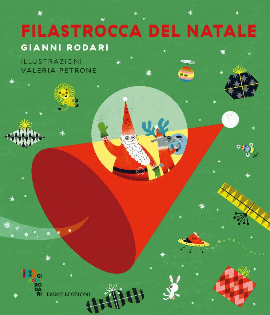 Filastrocca del Natale - Rodari/Petrone | Emme Edizioni