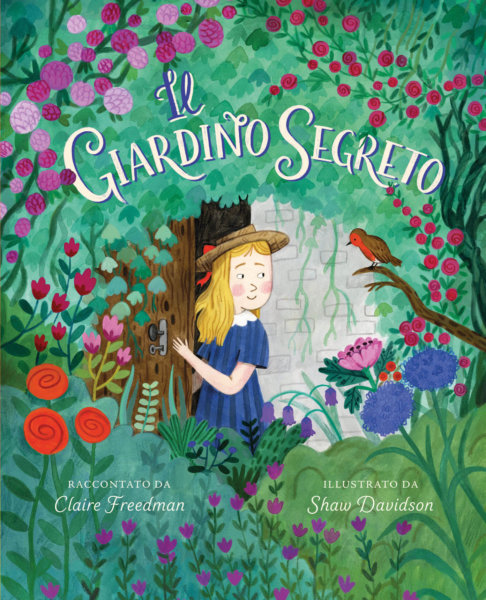 Il giardino segreto - Freedman/Davidson | Emme Edizioni