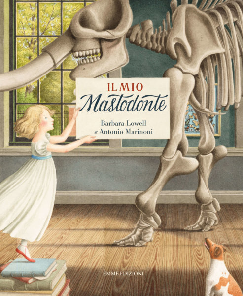 Il mio Mastodonte - Lowell/Marinoni | Emme Edizioni