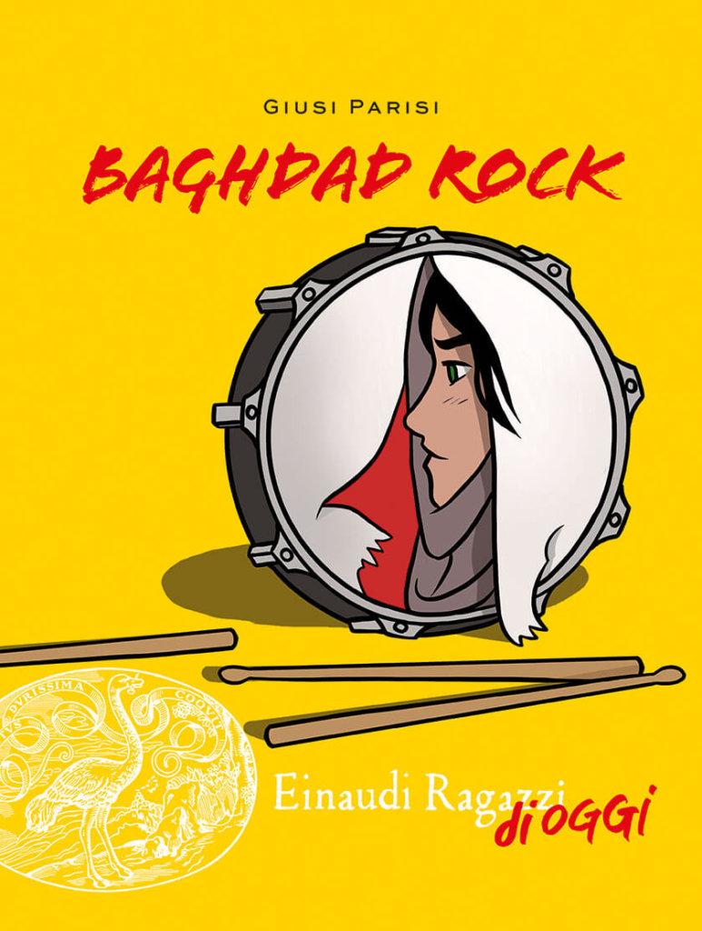 Baghdad Rock - Parisi   Einaudi Ragazzi