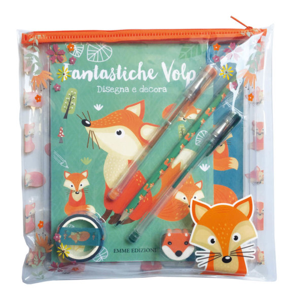 Fantastiche volpi - AA.VV. | Emme Edizioni
