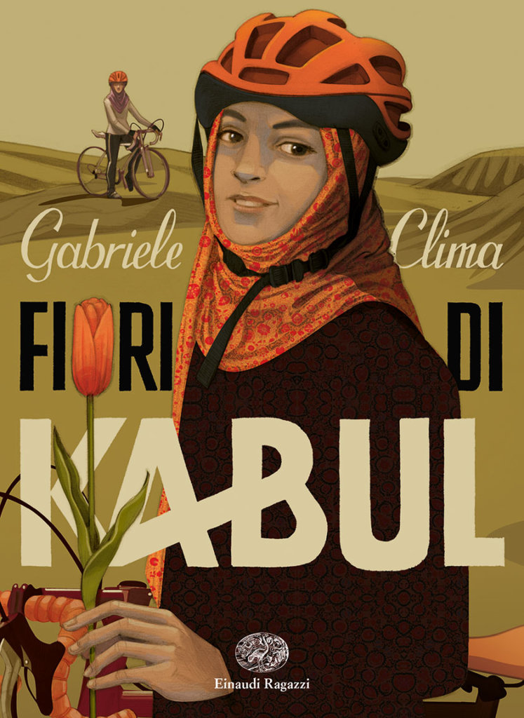 Fiori di Kabul - Clima | Einaudi Ragazzi