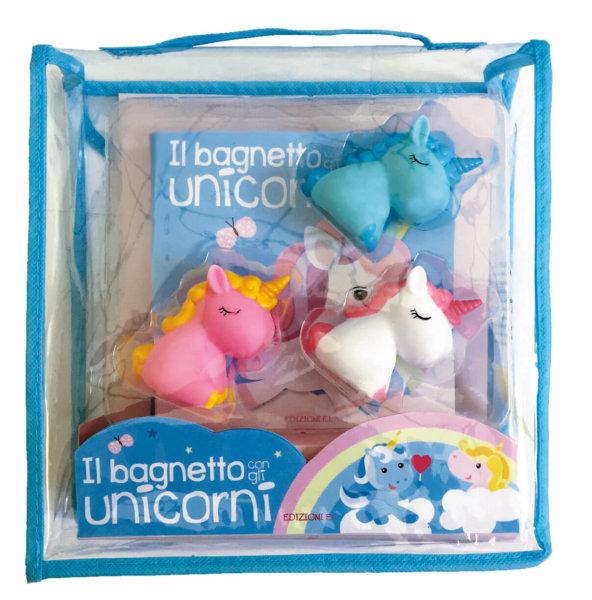 Il bagnetto con gli unicorni - AA.VV.   Edizioni EL