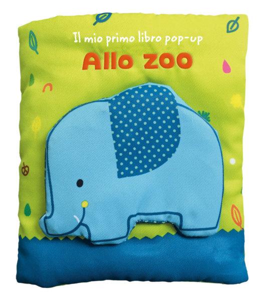 Il mio primo libro pop-up - Allo zoo - AA.VV. | Edizioni EL