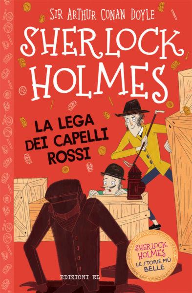 Sherlock Holmes - La Lega dei Capelli Rossi - Stephanie Baudet,Bellucci | Edizioni EL