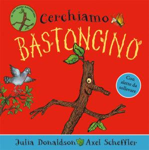 Cerchiamo Bastoncino - Donaldson/Scheffler | Emme Edizioni