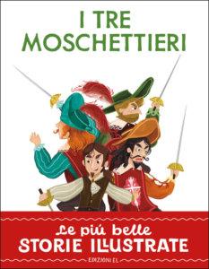I tre moschettieri - Bordiglioni/Ortu | Edizioni EL