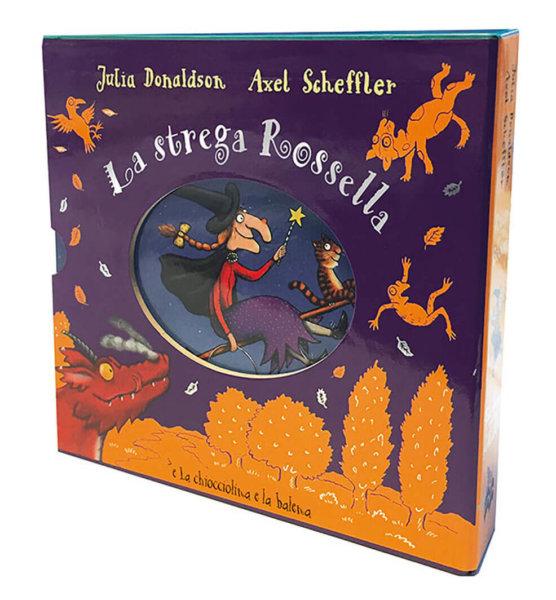 La strega Rossella e La chiocciolina e la balena - Donaldson/Scheffler   Emme Edizioni