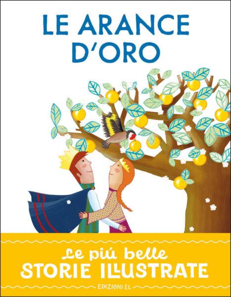 Le arance d'oro - Bordiglioni/Zaffaroni | Edizioni EL