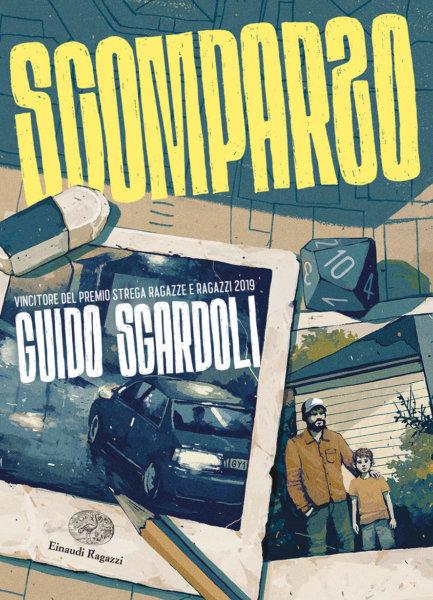 Scomparso - Sgardoli/Conti | Einaudi Ragazzi