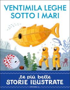 Ventimila leghe sotto i mari - Bordiglioni/Bordiglioni | Edizioni EL